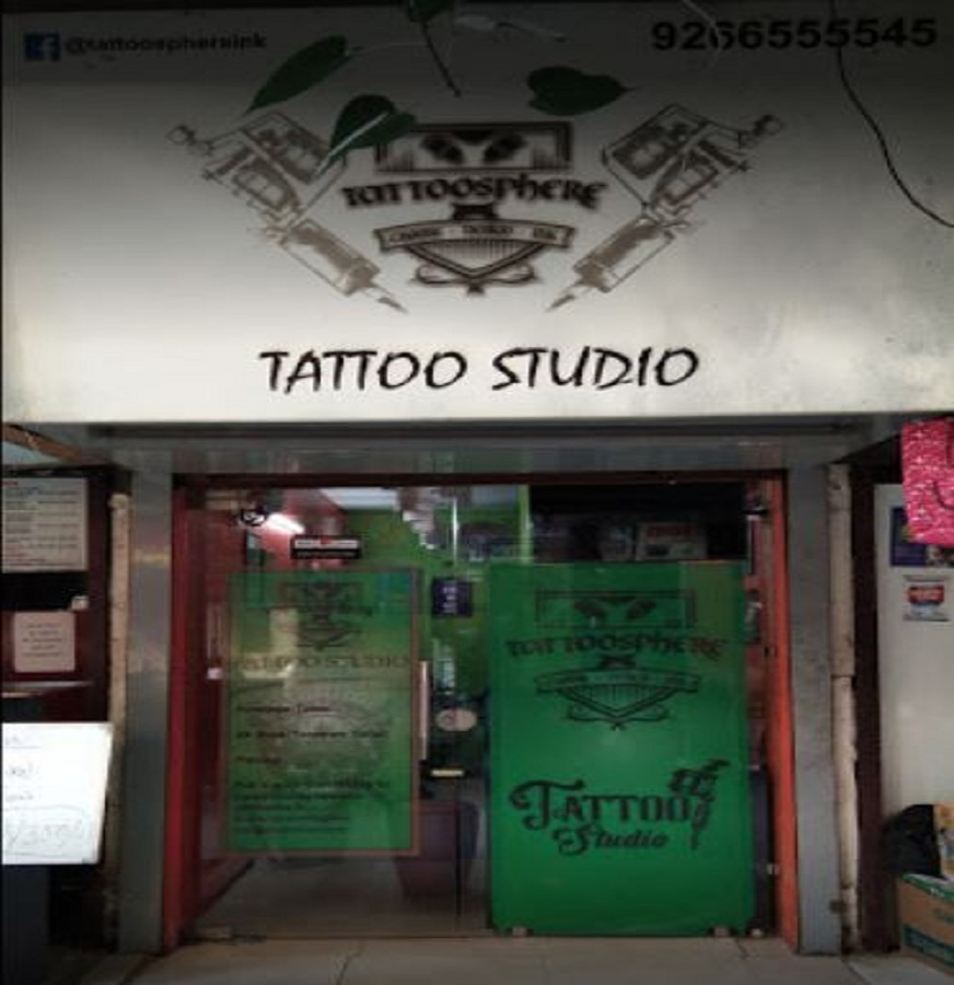 How Do You Get to Find Best Tattoo Shop in Delhi?